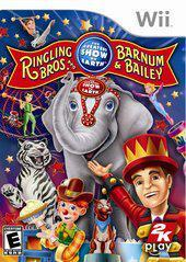 Nintendo Wii Ringling Bros. And Barnum & Bailey Circus