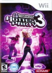 Nintendo Wii Dance Dance Revolution Hottest Party 3 (Game Only) [In Box/Case Complete]
