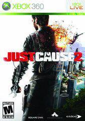 Microsoft Xbox 360 (XB360) Just Cause 2