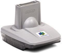 Nintendo 64 (N64) Transfer Pak [Loose Game/System/Item]