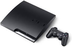 Sony Playstation 3 (PS3) Slim Console 120GB (Model CECH-2001A, 1 Controller, Charging, HDMI & Power Cables)