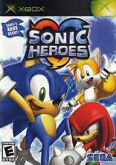 Microsoft Xbox (XB) Sonic Heroes [In Box/Case Complete]