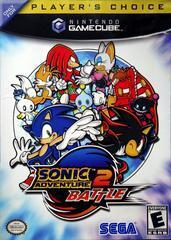 Nintendo Gamecube Sonic Adventure 2 Battle Player's Choice [In Box/Case Complete]