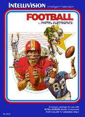 Mattel Electronics Intellivision NFL Football [In Box/Case Complete]