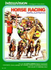 Mattel Electronics Intellivision Horse Racing [In Box/Case Missing Inserts]