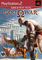 Sony Playstation 2 (PS2) God of War Greatest Hits
