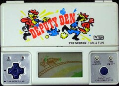 Vtech Deputy Den [Loose Game/System/Item]