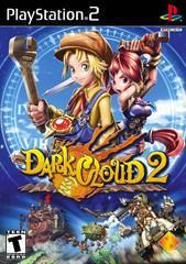 Sony Playstation 2 (PS2) Dark Cloud 2 [Loose Game/System Item]