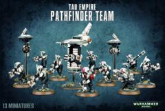 Warhammer 40k T'au Empire Pathfinder Team