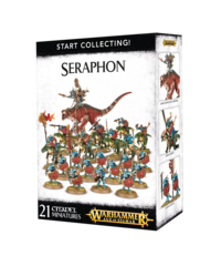 Warhammer AoS Start Collecting! Seraphon