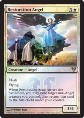 Restoration Angel (Release Promo)