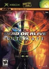 Microsoft Xbox (XB) Dead or Alive Ultimate [In Box/Case Complete]