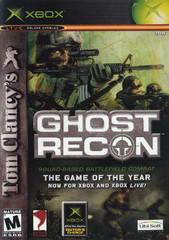Microsoft Xbox (XB) Tom Clancys Ghost Recon [In Box/Case Complete]