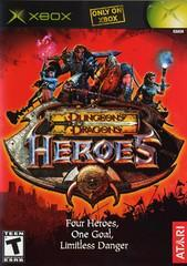 Microsoft Xbox (XB) Dungeons & Dragons Heroes [In Box/Case Complete]