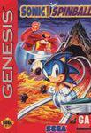 Sega Genesis Sonic Spinball [In Box/Case Complete]