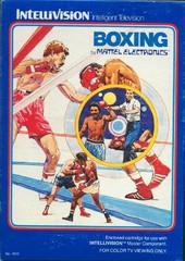 Mattel Electronics Intellivision Boxing [In Box/Case Complete]