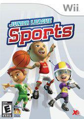 Nintendo Wii Junior League Sports