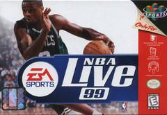 Nintendo 64 (N64) NBA Live 99 [Loose Game/System/Item]