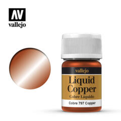 VAL70797 Copper, Alcohol Based 35ml