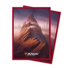 Ultra Pro Standard Deck Protector Sleeves Unstable Mountain 100ct