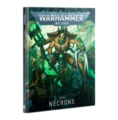 Warhammer 40k Codex Necrons