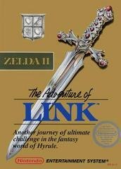 Nintendo NES Zelda II The Adventure of Link [Loose Game/System/Item]