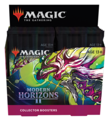 Modern Horizons 2 Collector Booster Box & Buy-a-Box Promo (LIMIT 2) (Ships June 18th)