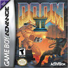 Nintendo Game Boy Advance (GBA) Doom 2