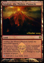 Valakut, the Molten Pinnacle (Release Promo)