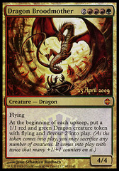 Dragon Broodmother (Prerelease Promo)