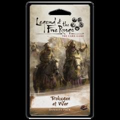 Legend of the Five Rings LCG: Rokugan at War