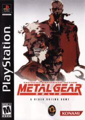 Sony Playstation 1 (PS1) Metal Gear Solid (from Essential Collection) [In Box/Case Complete]