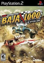 Sony Playstation 2 (PS2) Score International Baja 1000