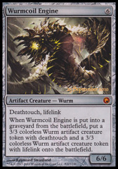 Wurmcoil Engine (Prerelease Promo)