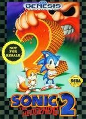 Sega Genesis Sonic the Hedgehog 2 Not for Resale [Loose Game/System/Item]