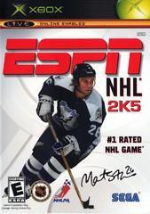 Microsoft Xbox (XB) ESPN NHL 2K5 [In Box/Case Complete]