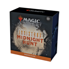 Innistrad Midnight Hunt Prerelease Kit
