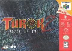 Nintendo 64 (N64) Turok 2 Seeds of Evil