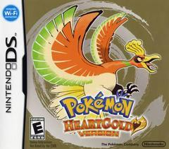 Nintendo DS Pokemon Heartgold Version [Loose Game/System/Item]