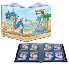 Ultra Pro 4-Pocket Portfolio Pokemon Gallery Series Seaside (UP15724)