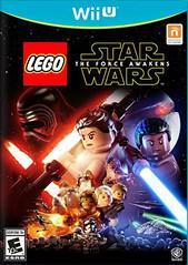 Nintendo Wii U Lego Star Wars The Force Awakens [Sealed]