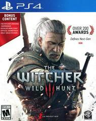 Sony Playstation 4 (PS4) Witcher 3 Wild Hunt [In Box/Case Complete]