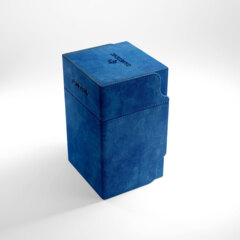 Gamegenic Watchtower 100+ Convertible Deck Box Blue