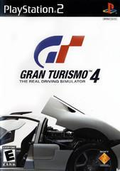 Sony Playstation 2 (PS2) Gran Turismo 4