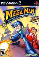 Sony Playstation 2 (PS2) Mega Man Anniversary Collection [In Box/Case Missing Inserts]