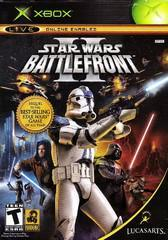 Microsoft Xbox (XB) Star Wars Battlefront II [In Box/Case Complete]
