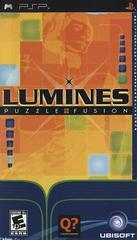 Sony Playstation Portable (PSP) Lumines Puzzle Fusion
