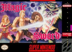 Nintendo SNES Magic Sword