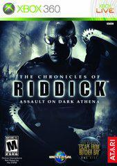Microsoft Xbox 360 (XB360) Chronicles of Riddick Assault on Dark Athena [In Box/Case Complete]