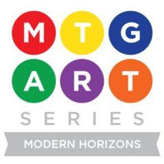 Modern Horizons Art Series - Complete Set x1
